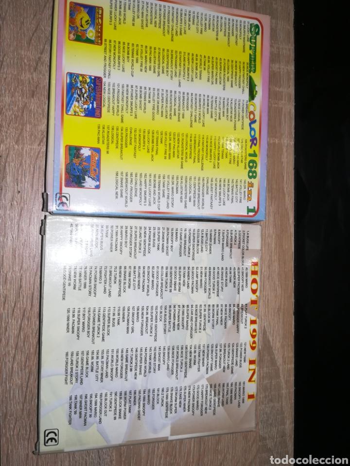 Videojuegos y Consolas: 2 juegos a estrenar para la Nintendo Game boy 1 - Foto 2 - 151342046
