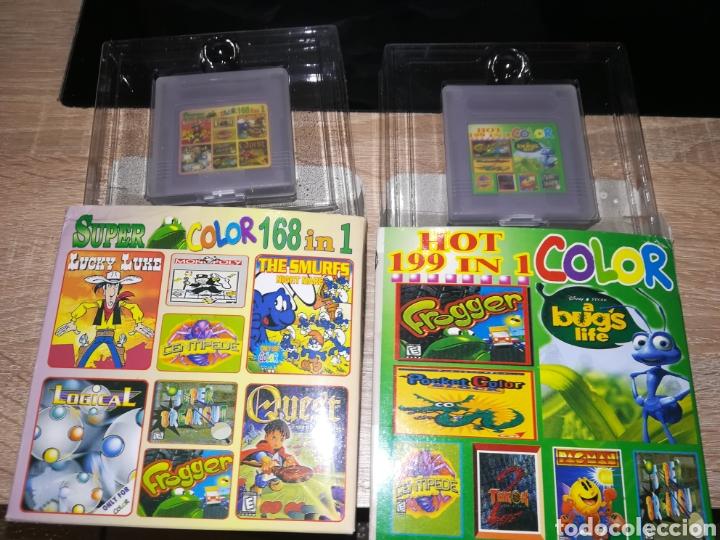 Videojuegos y Consolas: 2 juegos a estrenar para la Nintendo Game boy 1 - Foto 3 - 151342046