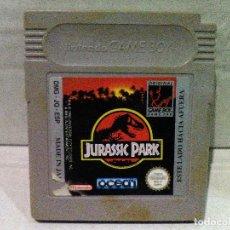Videojuegos y Consolas: JURASSIC PARK GAME BOY NINTENDO. Lote 151459434