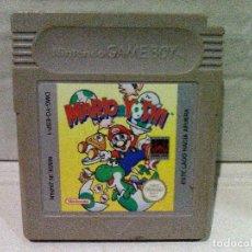 Videojuegos y Consolas: MARIO & YOSHI GAME BOY NINTENDO. Lote 151459522