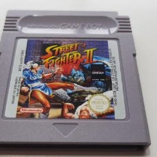 Videojuegos y Consolas: J- STREET FIGHTER 2 NINTENDO GAME BOY VERSION EUROPEA MUY BUEN ESTADO. Lote 151602442