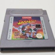 Videojuegos y Consolas: J- DUCK TALES NINTENDO GAME BOY VERSION ESPAÑOLA MUY BUEN ESTADO. Lote 151612646