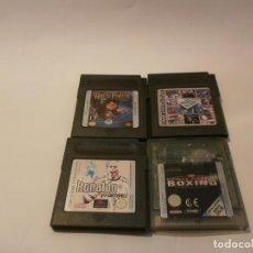 Videojuegos y Consolas: LOTE DE JUEGOS DE GAME BOY. Lote 151612790