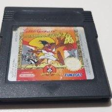 Videojuegos y Consolas: J- SPEEDY GONZALEZ NINTENDO GAME BOY VERSION EUROPEA . Lote 151652622