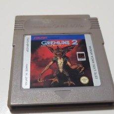 Videojuegos y Consolas: J- GREMLINS 2 NINTENDO GAME BOY VERSION ESPAÑOLA. Lote 151653574