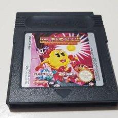 Videojuegos y Consolas: J- MS PAC-MAN NINTENDO GAME BOY VERSION EUROPEA MUY BUEN ESTADO. Lote 151653782