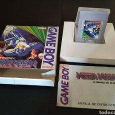 Videojuegos y Consolas: MEGA MAN NINTENDO GAME BOY. Lote 151701205