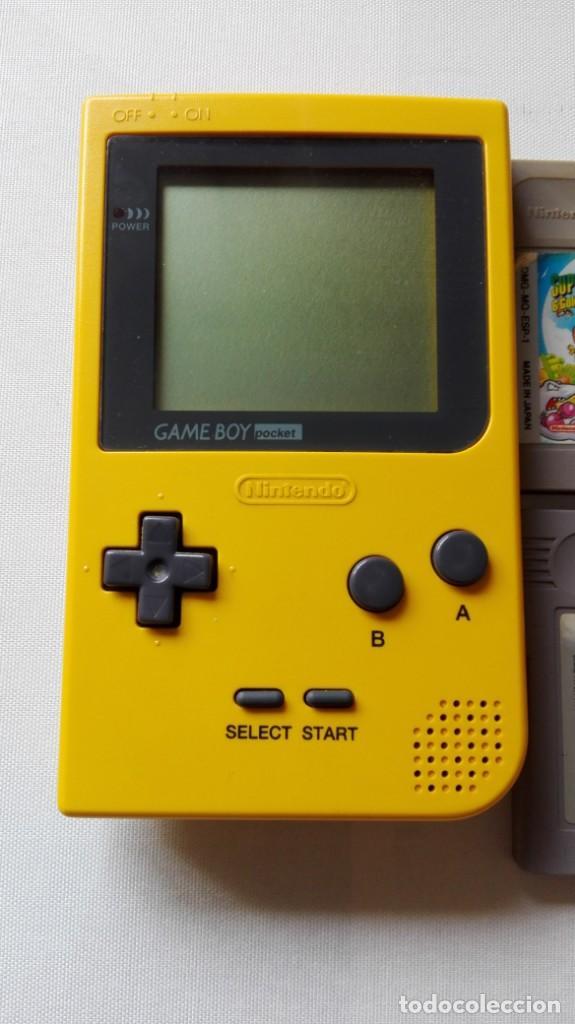 Videojuegos y Consolas: GAMEBOY NINTENDO POCKET CON JUEGOS. - Foto 3 - 151872230