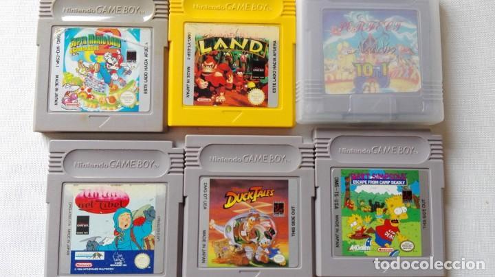 Videojuegos y Consolas: GAMEBOY NINTENDO POCKET CON JUEGOS. - Foto 4 - 151872230
