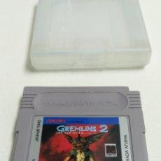 Videojuegos y Consolas: NINTENDO GAME BOY GREMLINS 2, JUEGO. Lote 151902412