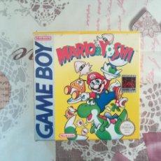 Videojuegos y Consolas: MARIO & YOSHI GAME BOY PAL ESP. Lote 152719642