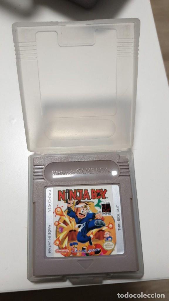 JUEGO NINTENDO GAME BOY NINJA BOY GAMEBOY USA (Juguetes - Videojuegos y Consolas - Nintendo - GameBoy)