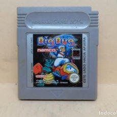 Videojuegos y Consolas: GAMEBOY DIG DUG PAL ESP. Lote 155358238