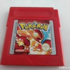 Videojuegos y Consolas: JUEGO PARA NINTENDO GAME BOY POKEMON ROJO. Lote 154165490