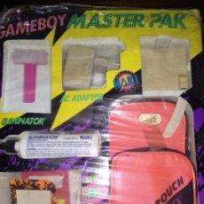 Videojuegos y Consolas: GAMEBOY GAME BOY MÁSTER PACK NAKI PARA NINTENDO. Lote 154411266
