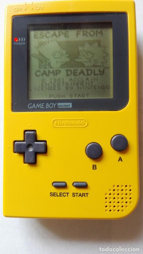 Videojuegos y Consolas: GAMEBOY NINTENDO POCKET CON JUEGOS. - Foto 2 - 151872230