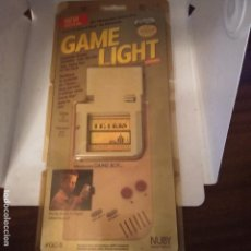 Videojuegos y Consolas: LUZ GAME LIGHT SELLO NINTENDO NUBY GAMEBOY GAME BOY EN BLÍSTER A ESTRENAR. Lote 154441502