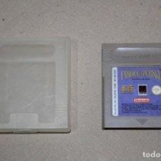 Videojuegos y Consolas: NINTENDO GAME BOY: PRINCE OF PERSIA - CARTUCHO CON FUNDA. Lote 154447082