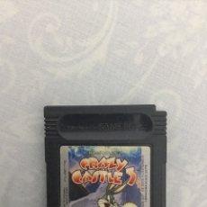 Videojuegos y Consolas: GAMEBOY BUGS BUNNY GRAZY CASTLE 3. Lote 154895760