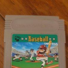 Videojuegos y Consolas: JUEGO GAME BOY BASEBALL. Lote 155490414