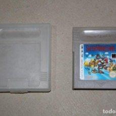 Videojuegos y Consolas: NINTENDO GAME BOY: SUPERMARIO LAND - CARTUCHO CON FUNDA. Lote 155593842