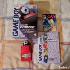 Videojuegos y Consolas: GAME BOY CAMARA COLOR ROJO. Lote 155950634