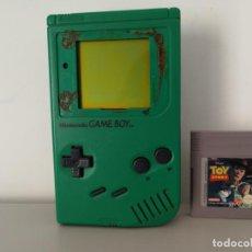 Videojuegos y Consolas: CONSOLA GAME BOY CLASICA VERDE. Lote 157362366