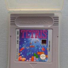 Videojuegos y Consolas: JUEGO NINTENDO GAME BOY TETRIS CARTUCHO + FUNDA PAL R8868. Lote 158010314
