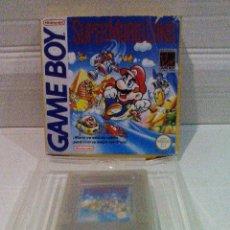 Videojuegos y Consolas: SUPER MARIO LAND GAME BOY NINTENDO ESPAÑA. Lote 158392718
