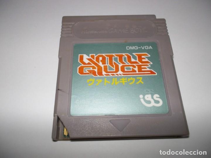 GAMEBOY VATTLE GIUCE SHOOTER UP GAME BOY MUY RARO (Juguetes - Videojuegos y Consolas - Nintendo - GameBoy)