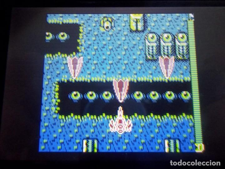 Videojuegos y Consolas: GAMEBOY VATTLE GIUCE SHOOTER UP GAME BOY MUY RARO - Foto 5 - 158735454