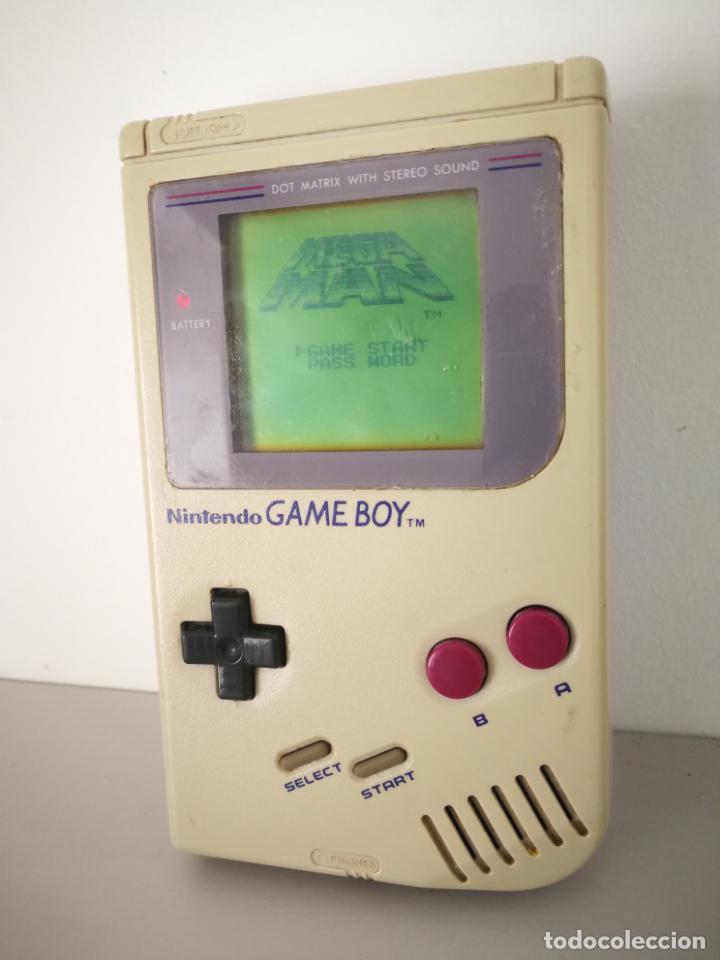 CONSOLA GAME BOY CLASICA (Juguetes - Videojuegos y Consolas - Nintendo - GameBoy)