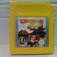 Videojuegos y Consolas: DONKEY KONG LAND 3 GAME BOY NINTENDO. Lote 161165948