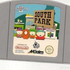 Videojuegos y Consolas: SOUTH PARK. NINTENDO 64. GAME PAK. SOLO CARTUCHO. (RF.MA)Ñ. Lote 162625430