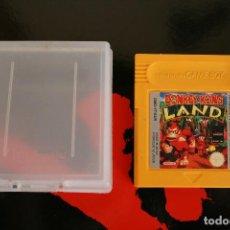 Videojuegos y Consolas: DONKEY KONG LAND NINTENDO GAME BOY. Lote 163471166