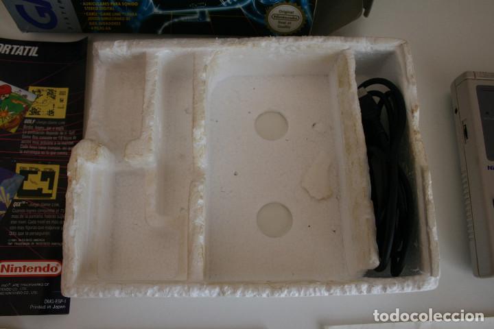 Videojuegos y Consolas: CONSOLA GAME BOY CLÁSICA CON CAJA Y CORCHO E INSTRUCCIONES - Foto 2 - 163496810