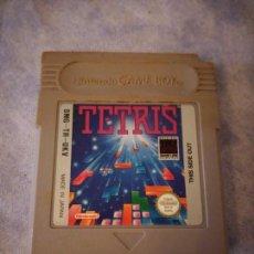 Videojuegos y Consolas: JUEGO DE GAME BOY NINTENDO TETRIS.MADE IN JAPAN. Lote 164636366