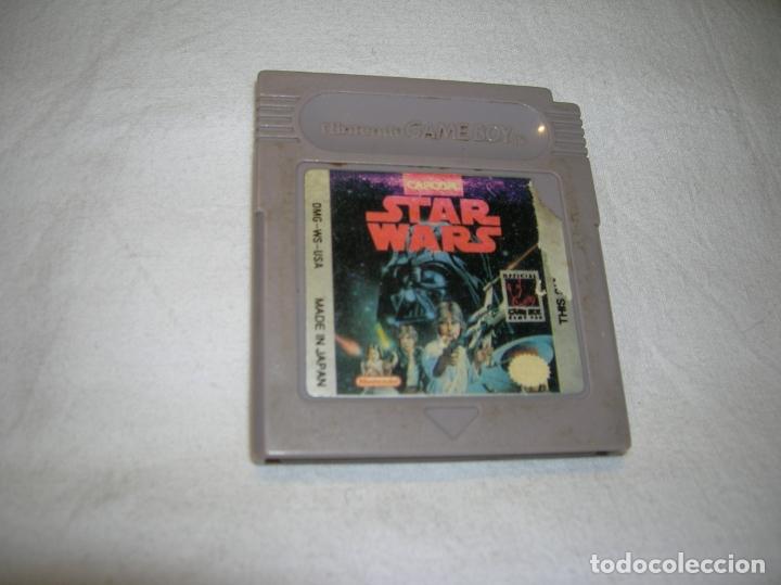 JUEGO DE GAMEBOY STAR WARS (Juguetes - Videojuegos y Consolas - Nintendo - GameBoy)