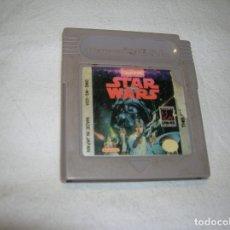 Videojuegos y Consolas: JUEGO DE GAMEBOY STAR WARS. Lote 164753590