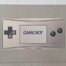 Videojuegos y Consolas: GAME BOY MICRO. Lote 164885874