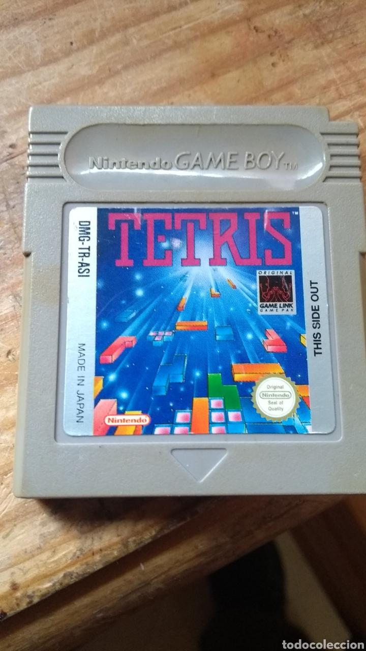TETRIS GAME BOY (Juguetes - Videojuegos y Consolas - Nintendo - GameBoy)