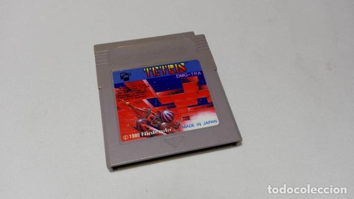 TETRIS ( GAMEBOY CLASICA) (Juguetes - Videojuegos y Consolas - Nintendo - GameBoy)