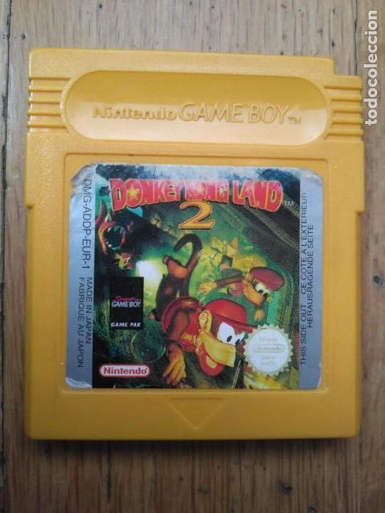 JUEGO DONKEY KING LAND. 2 (Juguetes - Videojuegos y Consolas - Nintendo - GameBoy)