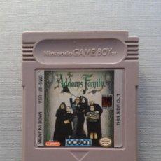 Videojogos e Consolas: NINTENDO GAME BOY THE ADDAMS FAMILY SOLO CARTUCHO PAL R9064. Lote 170936114