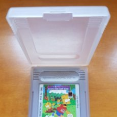 Videojuegos y Consolas: BART SIMPSON ESCAPE FROM CAMP DEADLY GAME BOY. Lote 166611929