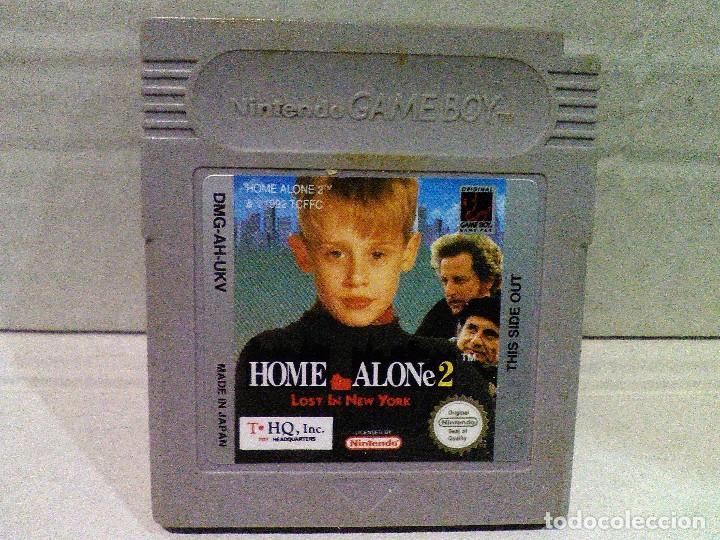 SOLO EN CASA 2 HOME ALONE GAME BOY NINTENDO (Juguetes - Videojuegos y Consolas - Nintendo - GameBoy)