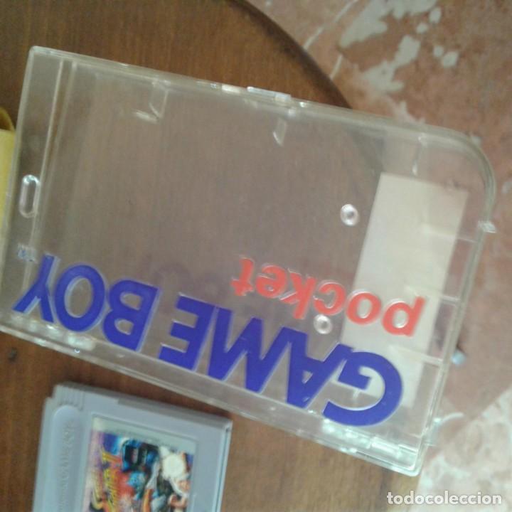 Videojuegos y Consolas: Lote 3 juegos Game Boy, lupa con luz y dos fundas - Foto 4 - 166961449