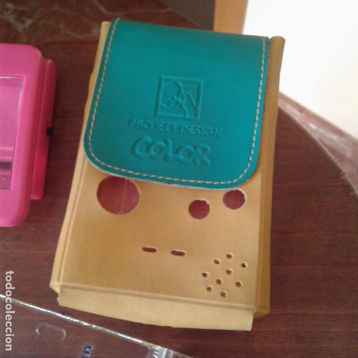 Videojuegos y Consolas: Lote 3 juegos Game Boy, lupa con luz y dos fundas - Foto 7 - 166961449