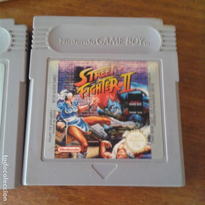 Videojuegos y Consolas: Lote 3 juegos Game Boy, lupa con luz y dos fundas - Foto 13 - 166961449