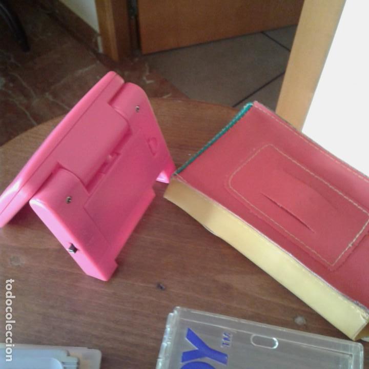 Videojuegos y Consolas: Lote 3 juegos Game Boy, lupa con luz y dos fundas - Foto 15 - 166961449
